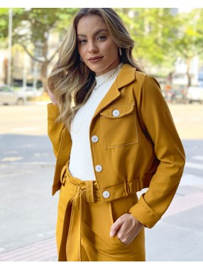 Jaqueta Mariah Alfaitaria